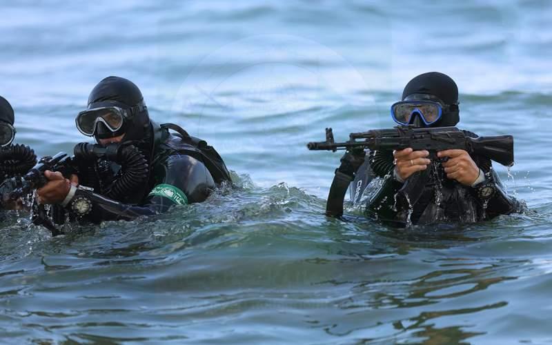 كوماندوز القسام يحضر مفاجآت لإسرائيل في البحر