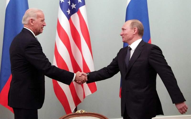 بوتين لبايدن : سوريا خط أحمر
