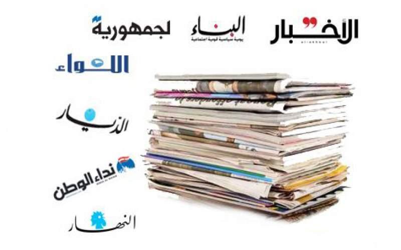 عناوين وأسرار الصّحف ليوم الاثنين 14-09-2020