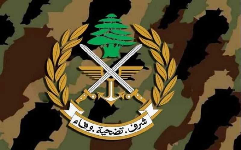 تمارين وتفجير ذخائر للجيش اللبناني