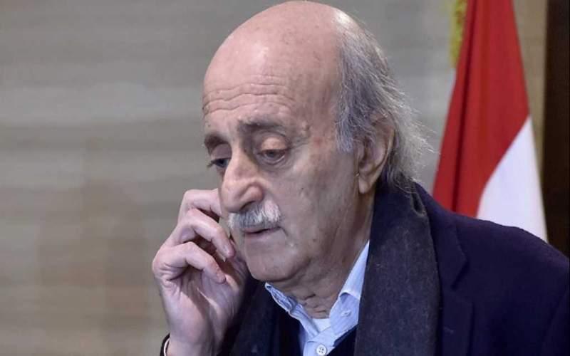 جنبلاط يتلقى اتصالا من الرئيس عون ويتصل ببري مهنئا