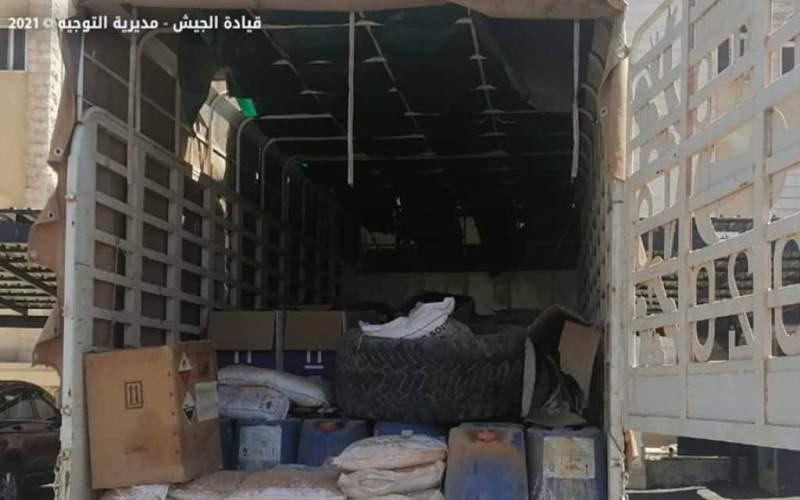 توقيف سوري في بلدة حربتا