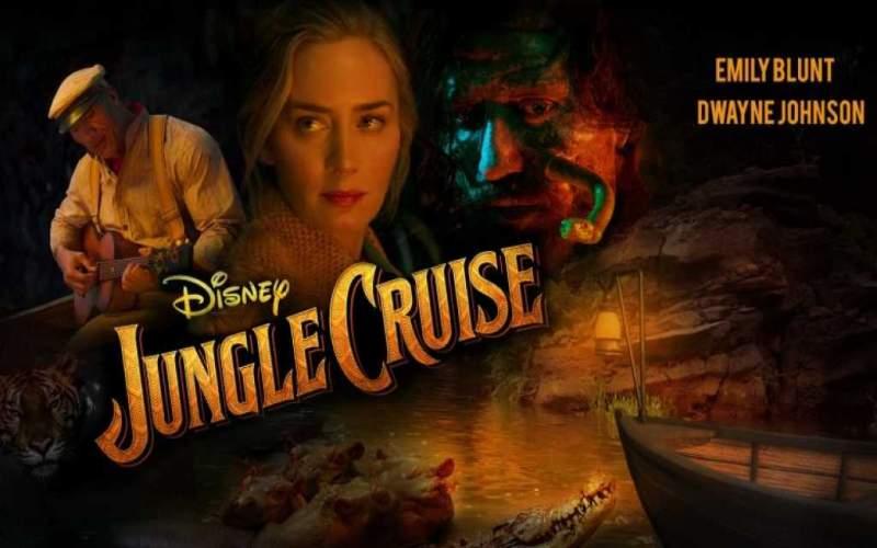 فيلم Jungle Cruise … ديزني ومتعة أدغالها وأسرارها