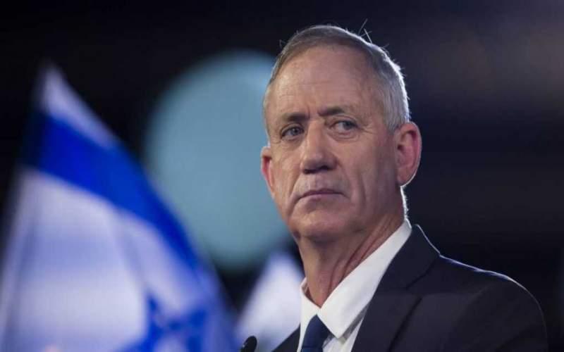 غانتس يعلّق على عدم رد جيش الاحتلال على صواريخ غزة ولبنان