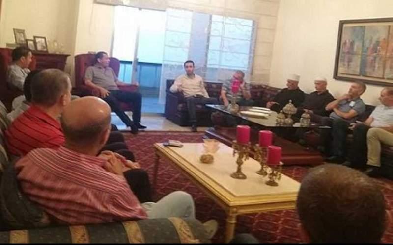 لقاء في دارة النائب الصايغ تناول حاجات بلدة شارون والخطوات التنظيمية