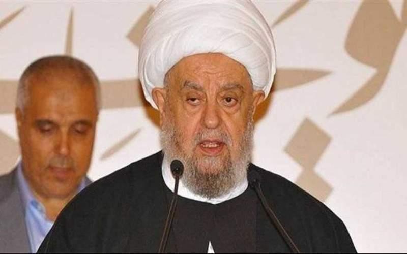 نفي من الإسلامي الشيعي الأعلى لخبر يتعلق بصحة الشيخ عبد الامير قبلان