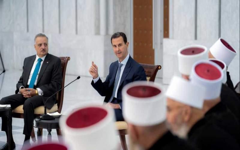 أرسلان شدد على أهمية تطوير العلاقات مع سورية...