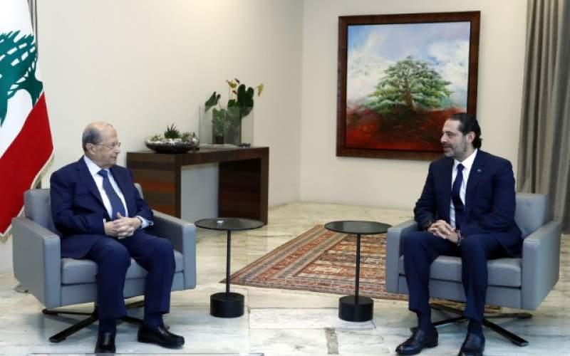 رئيس الجمهورية التقى الرئيس المكلف تشكيل الحكومة