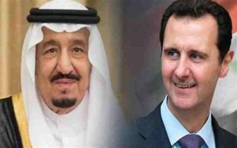 وفد سعودي يزور دمشق ويلتقي الأسد للتمهيد لفتح السفارة السعودية واستعادة العلاقات!
