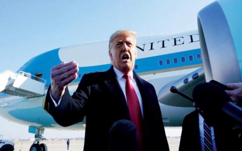 ترمب: عزلي سيقابل بغضب عارم الرئيس الأميركي يتبرأ من «شغب الكونغرس»