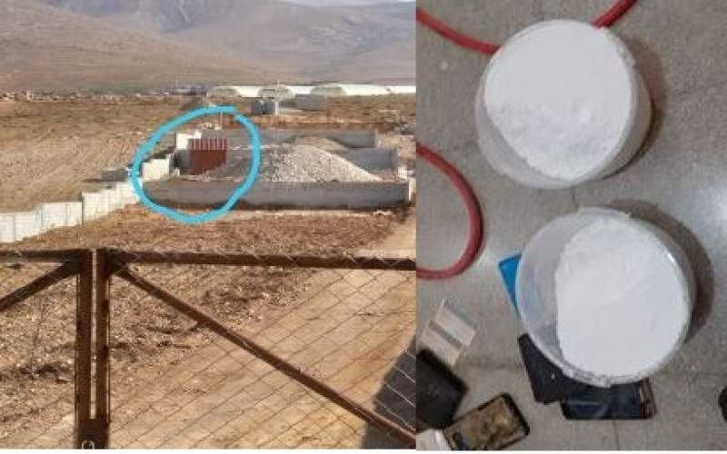 قوى الأمن: دهم مصنع مواد أولية للكبتاغون وتوقيف اثنين في يونين