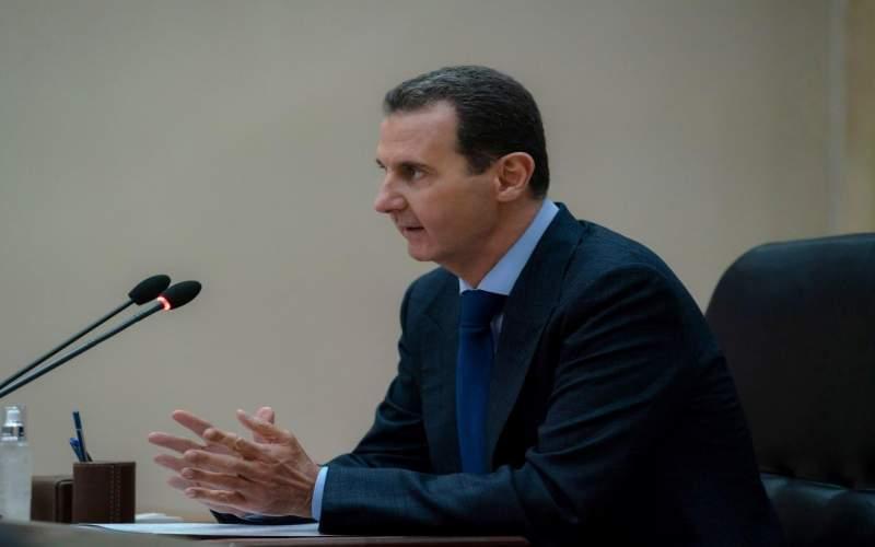 الرئيس الأسد يصدر مرسوما بصرف