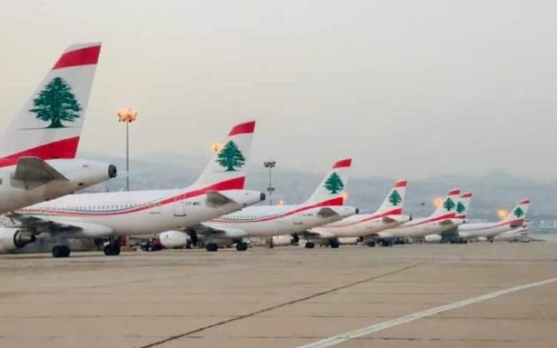 طيران الشرق الاوسط اعلنت عن معاودة تسيير رحلاتها الى السعودية وفرنسا