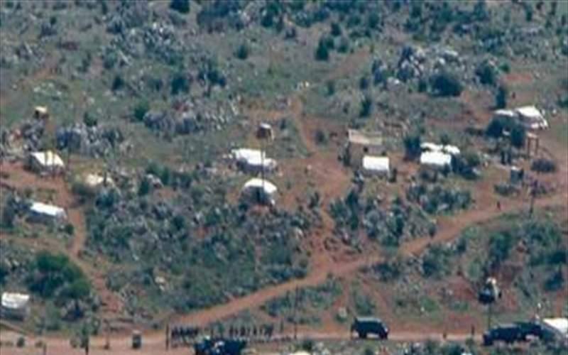 الجيش يوقف أشخاص ويضبط كمية من المحروقات المعدة للتهريب الى سوريا ..!! (صور)