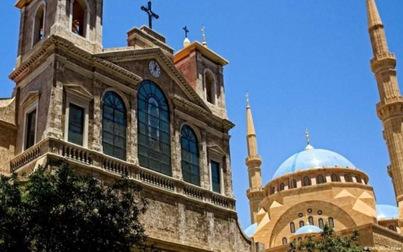 في لبنان 3,907 كنيسة ومسجداً وخلوة و3,315 مدرسة وجامعة