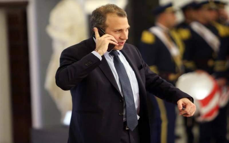 باسيل لم يطلب لقاء الفرنسيين أو الحريري!