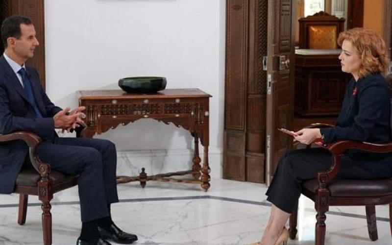 الرئيس الأسد: الولايات المتحدة لا تقبل بشركاء ودول مستقلة بمن فيهم الغرب التابع لها، وهي لا تقبل بشخص مستقل ولا دولة مستقلة