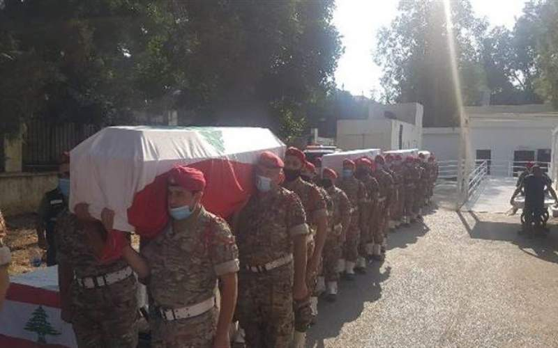 الجيش: عازمون على كسر شوكة الارهابيين واقتلاع خلاياهم أينما وجدت