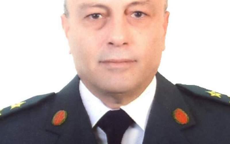 قيادة الجيش نعت العميد الركن المتقاعد غسان عبد الصمد