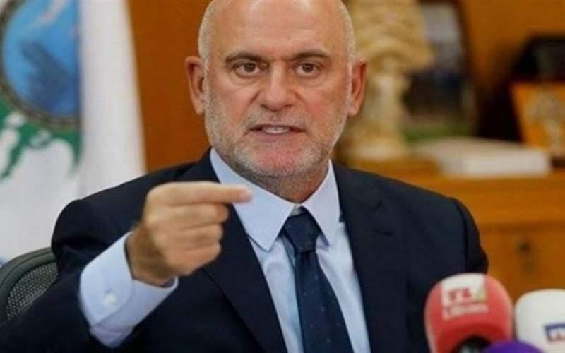 القاضي صوان أصدر مذكرة توقيف بحق وزير الاشغال السابق يوسف فنيانوس